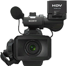 Inchiriere Camera Sony HVR 1000 P.png